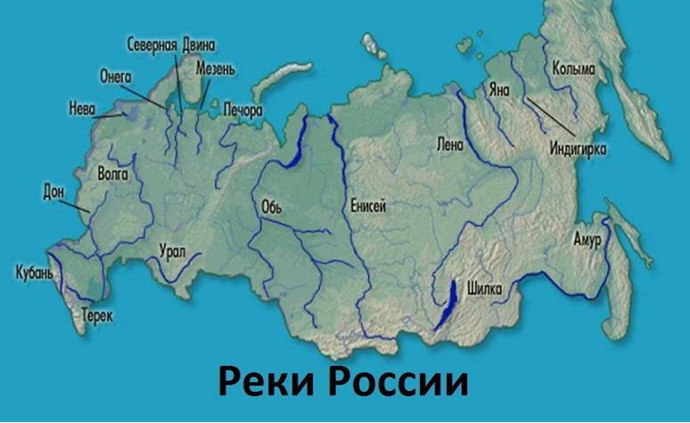 27 vodnye obekty rossii